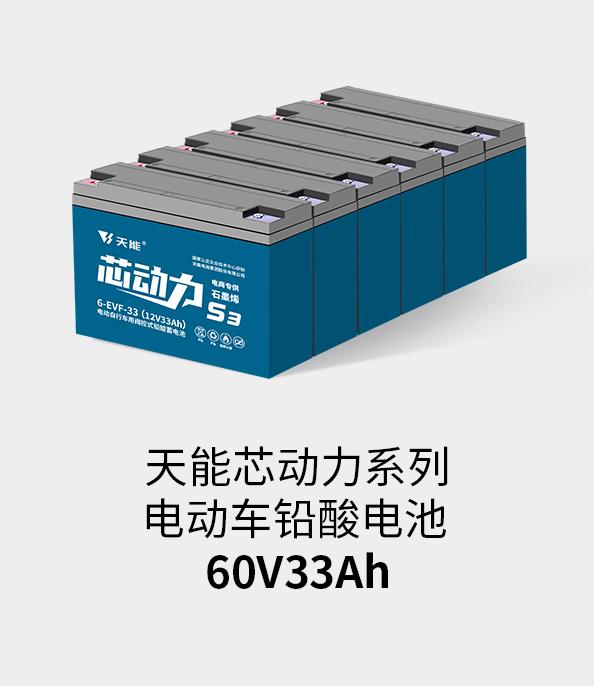 天能(neng)電池48v12ah