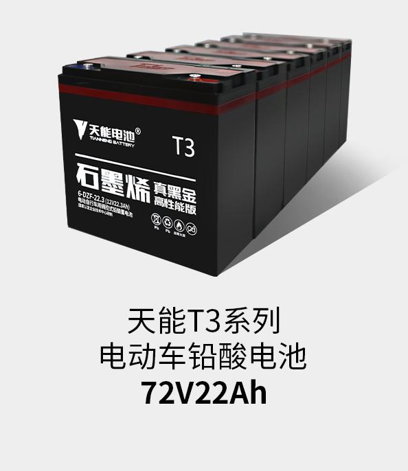 tian能锂电池48v30ah