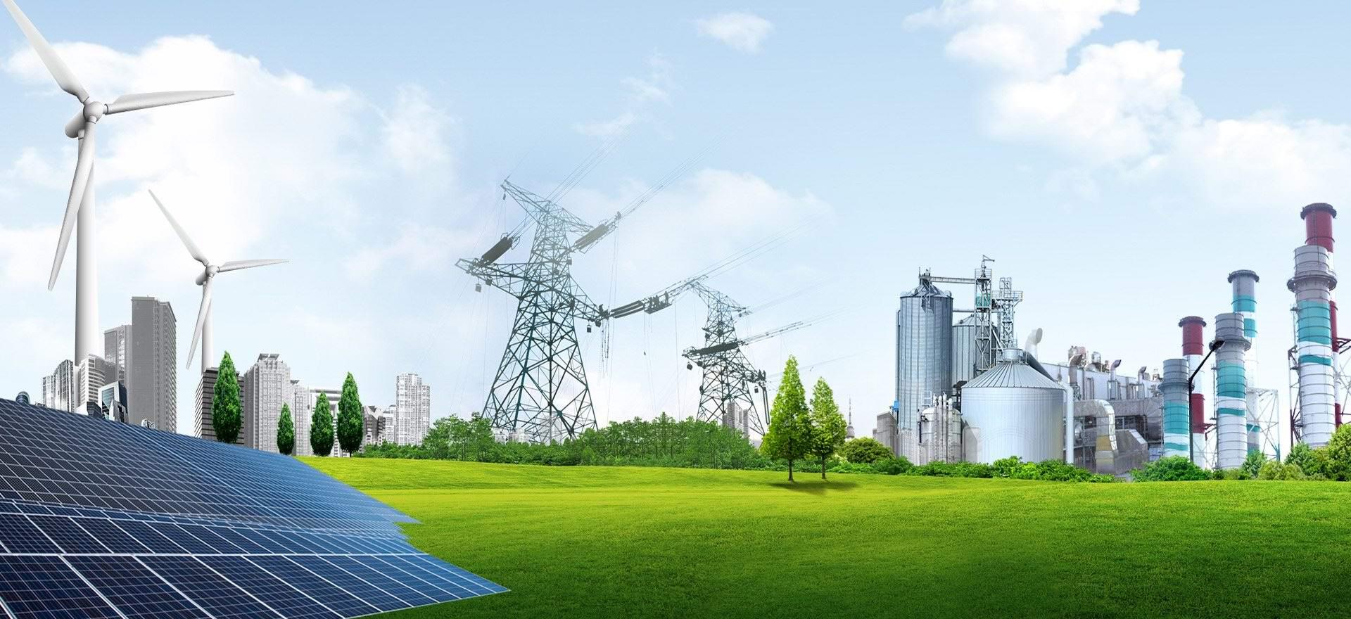 绿色能源光伏系统解决方案